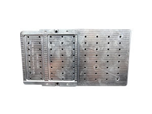 Semiconductor Plate SUS316 Model